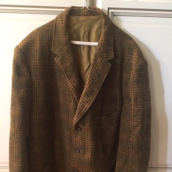 Macy's Other - Vintage Men's Macy's Tweed Blazer/ Sports Coat